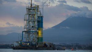 Rwanda premiere centrale electrique au methane inaugurée sur le lac Kivu