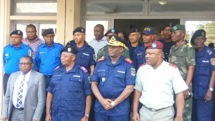 RDC-PNC : Le nouveau Commissaire Général Amuli Bahigwa prend les commandes