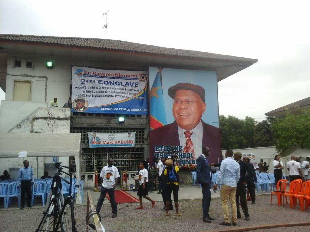 RDC-POLITIQUE : Le RASSOP poursuit son Conclave à Limete