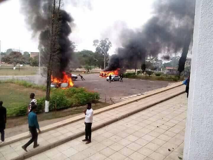 RDC-URGENT : Attaques armées dans Kinshasa et ses environs, le cerveau moteur Ben Tshimanga neutralisé selon la PNC