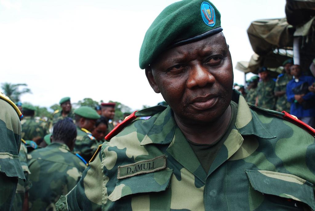 RDC-Sécurité : Gros chambardement à la tête de la PNC, Dieudonné Amuli Bahigwa nouveau N° 1
