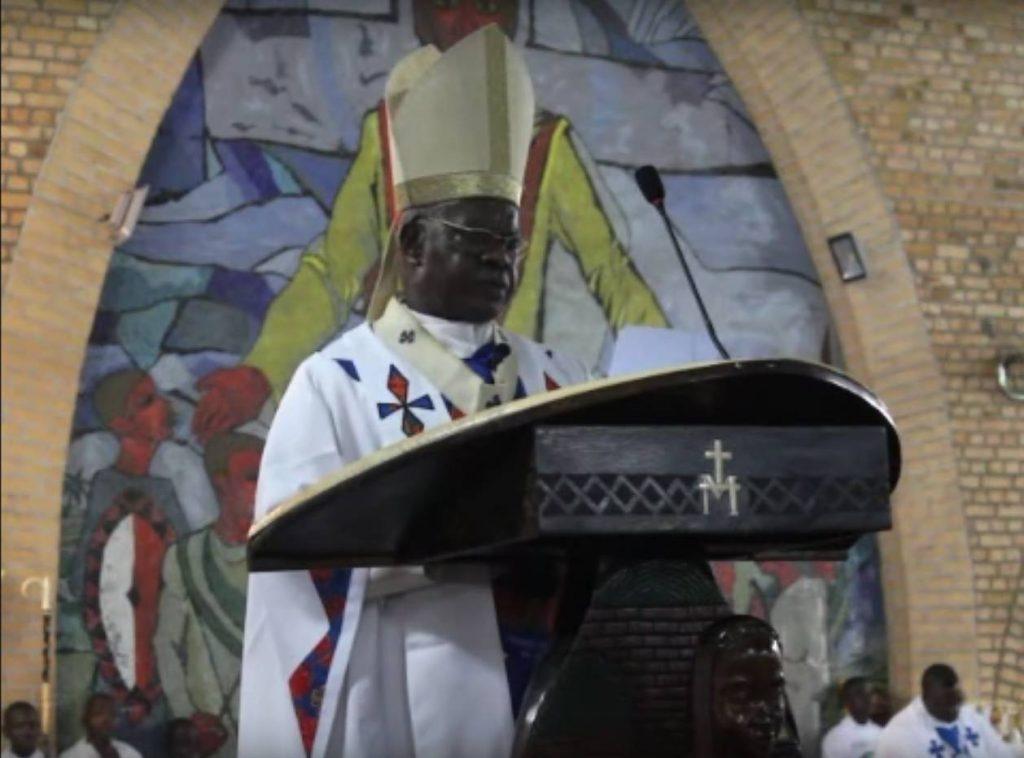 En RD-Congo, le parti au pouvoir accuse l'archevêque de Kinshasa d'incitation à l'insurrection