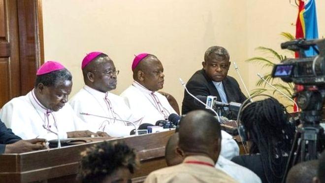 RDC : « 56 morts depuis avril dans des manifestations selon la Cenco »