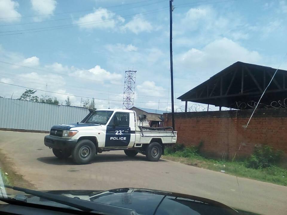 RDC : Le mouvement citoyen de la LUCHA face à la police nationale