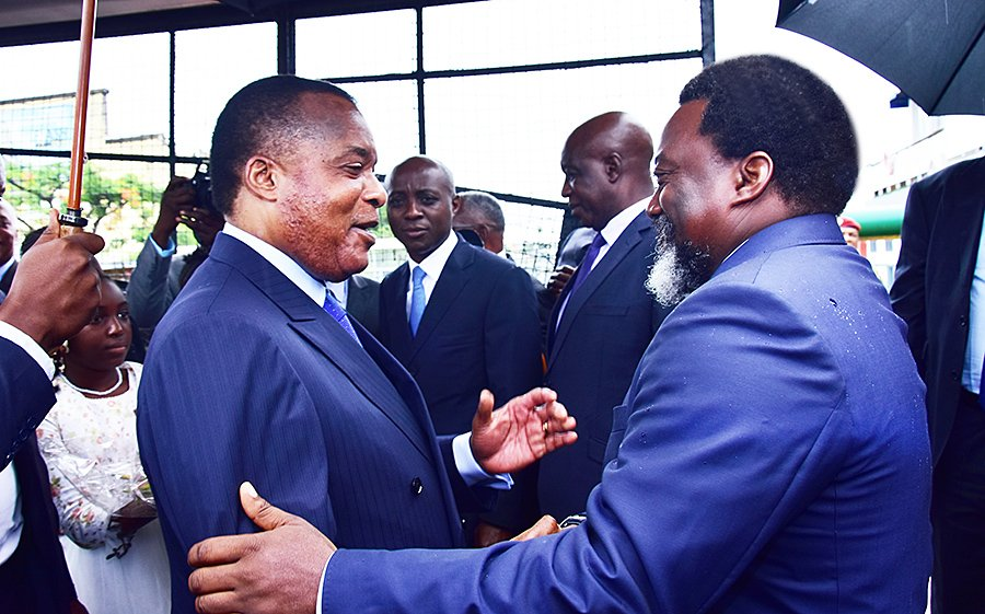 Sommet tripartite Angola-Congo-RDC à Brazzaville
