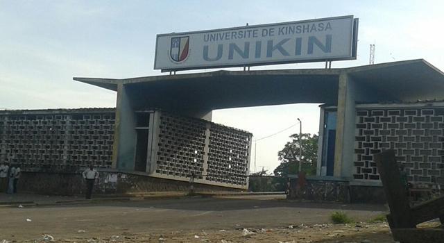 Scandale à l'UNIKIN : Des étudiants renvoyés définitivement pour avoir eu l'intention de manifester