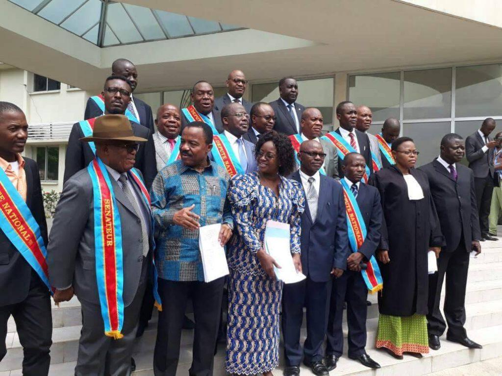 Nouvelle Loi électorale : Des députés et sénateurs déposent une requête en inconstitutionnalité