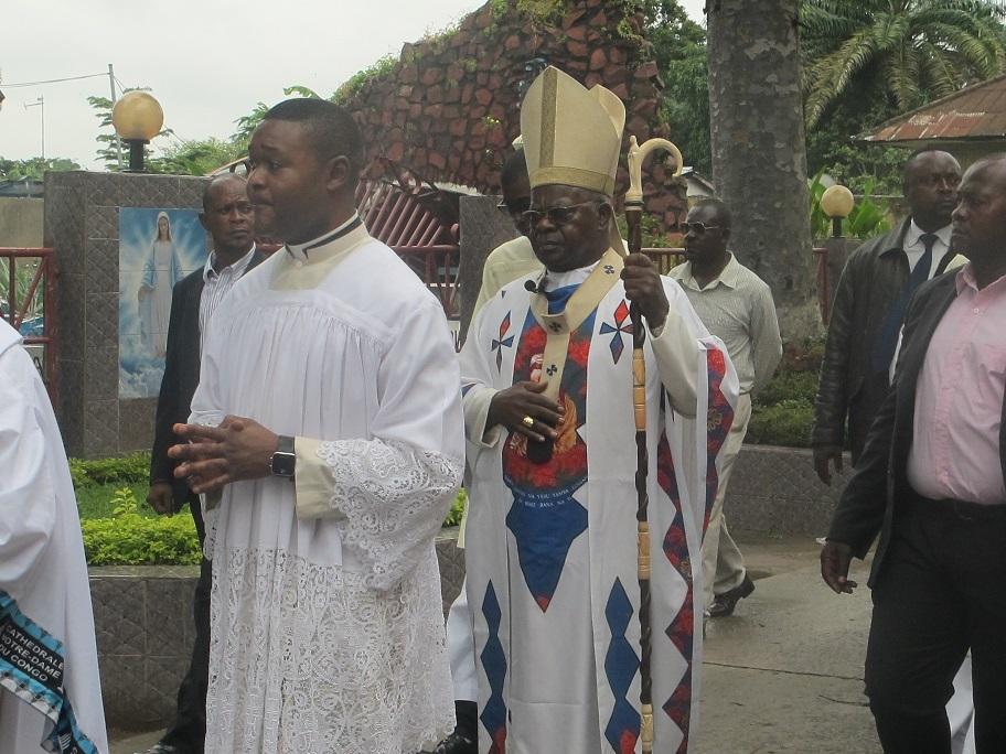 RDC : Messe en mémoire des Martyrs de 1959 et des Victimes du 31 décembre 2017