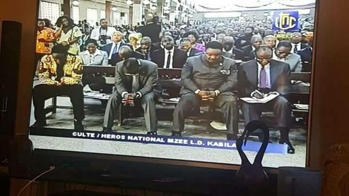 Culte d'action de grâce en mémoire de Laurent-Désiré Kabila : Une leçon de bonne gouvernance