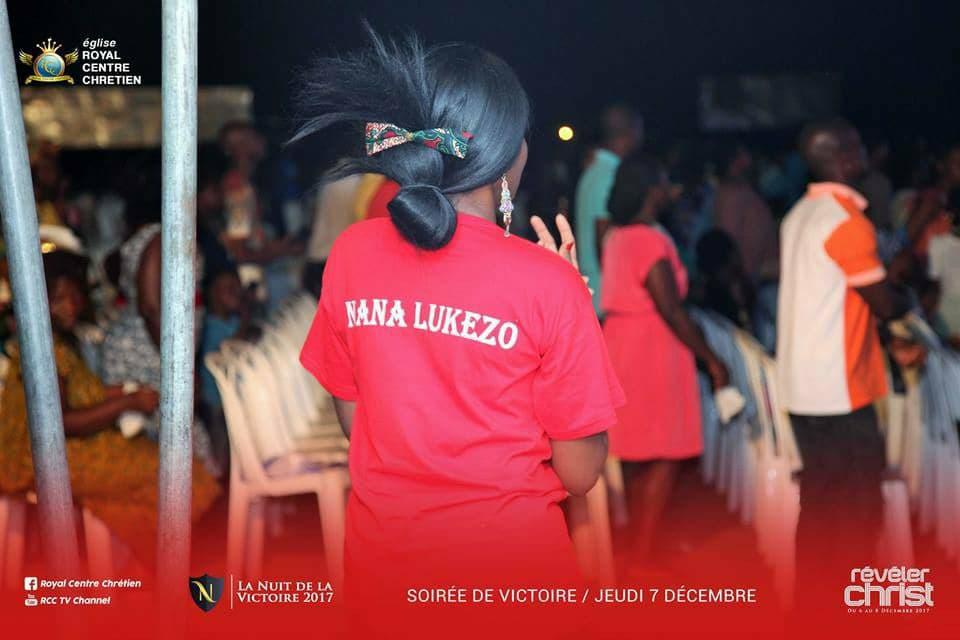 Musique : L'artiste de gospel chrétien congolaise Nana Lukezo victime d'un grave accident