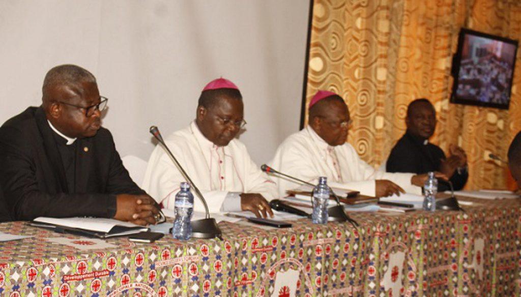 Kinshasa : Les Évêques de la CENCO en Assemblée plénière extraordinaire