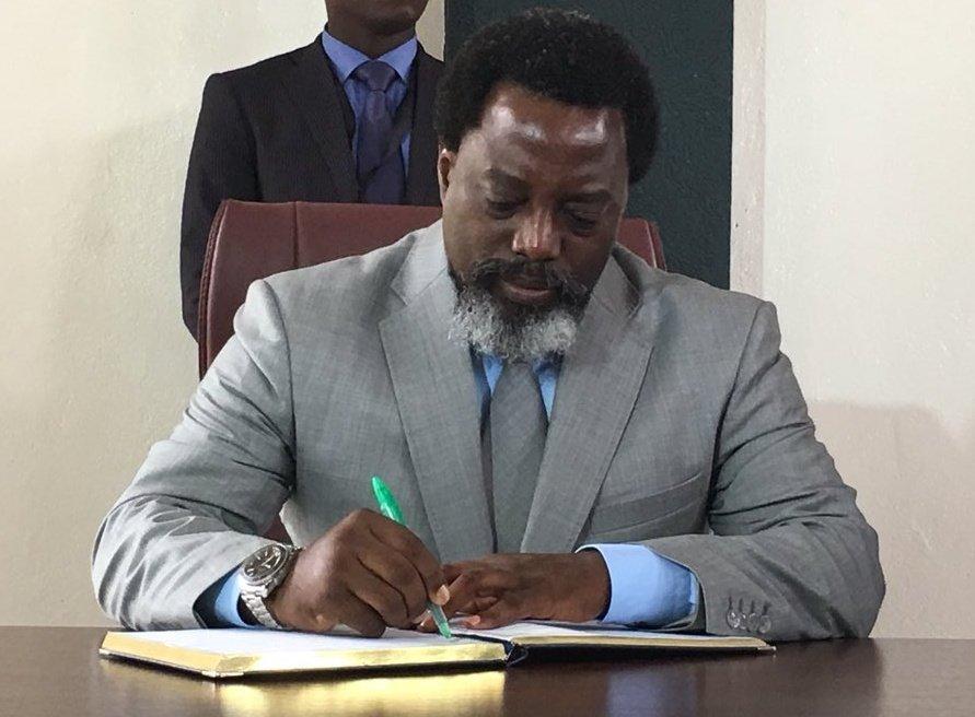SUISSE : Quatorze personnalités proches de Joseph Kabila interdites de voyage et sanctionnées financièrement