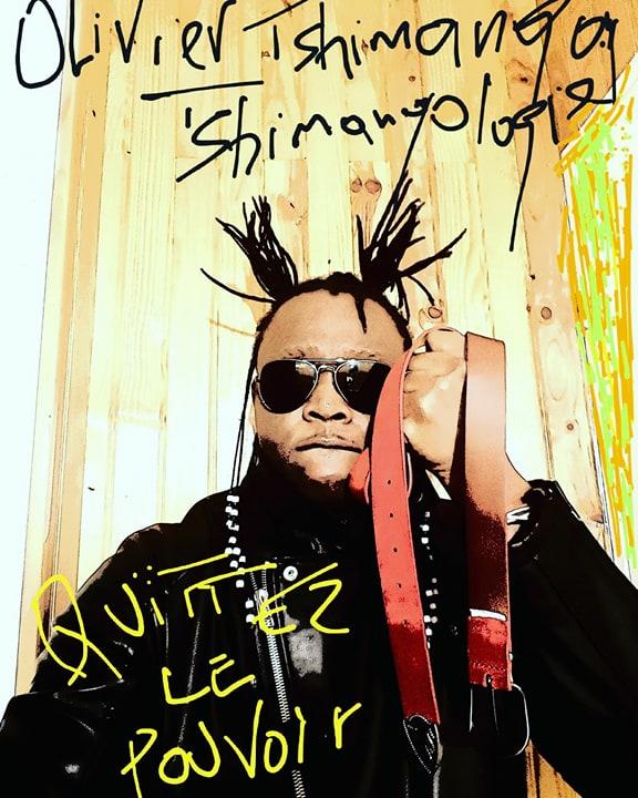 Musique : « Quittez le pouvoir », nouveau single patriotique du Congolais Olivier Tshimanga Tshimangologie