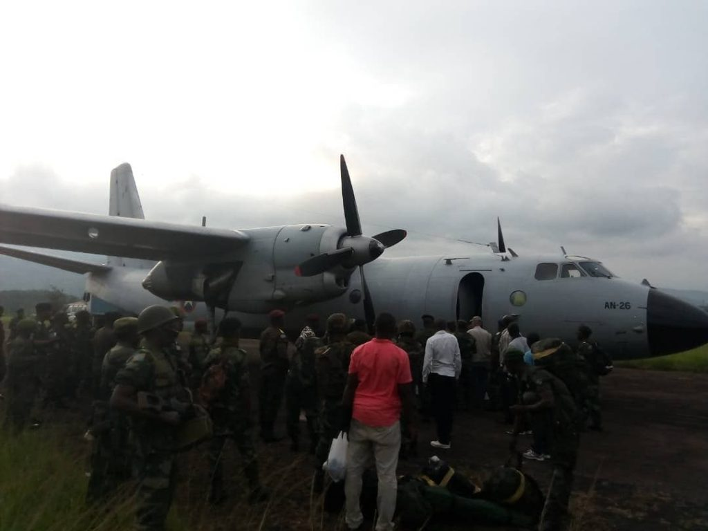 BUKAVU : Abbas Kayonga Dada finalement transféré à Kinshasa