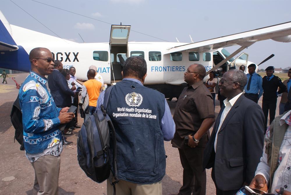Évaluation externe conjointe des capacités du Règlement Sanitaire International (RSI 2005) pour la RDC : Lancement des travaux à Kinshasa dès ce lundi 12 mars en présence de plus de 70 participants