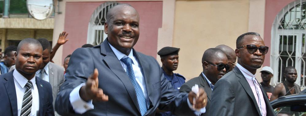 KONGO CENTRAL : Le Gouverneur Jacques Mbadu Nsitu n'est plus !