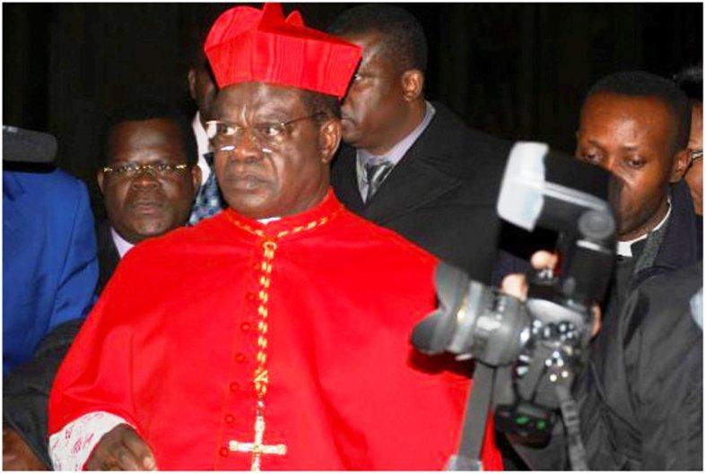 Le Cardinal Congolais un grand critique du président Kabila, fait passer la foi avant la peur