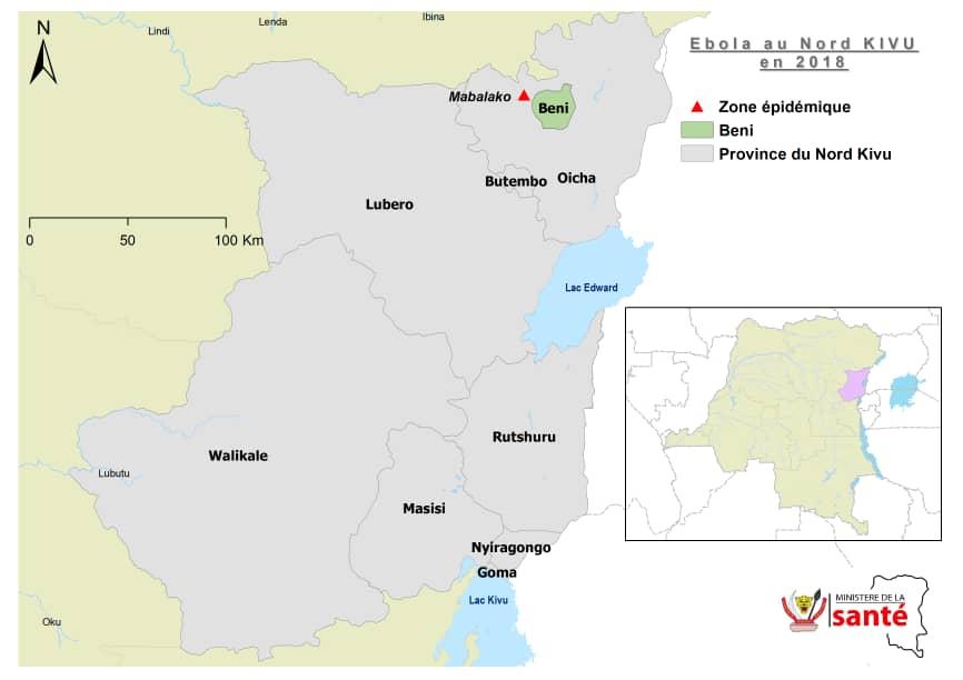 Beni : Guérison et libération des ex-malades d'Ebola, témoignages enthousiasmés