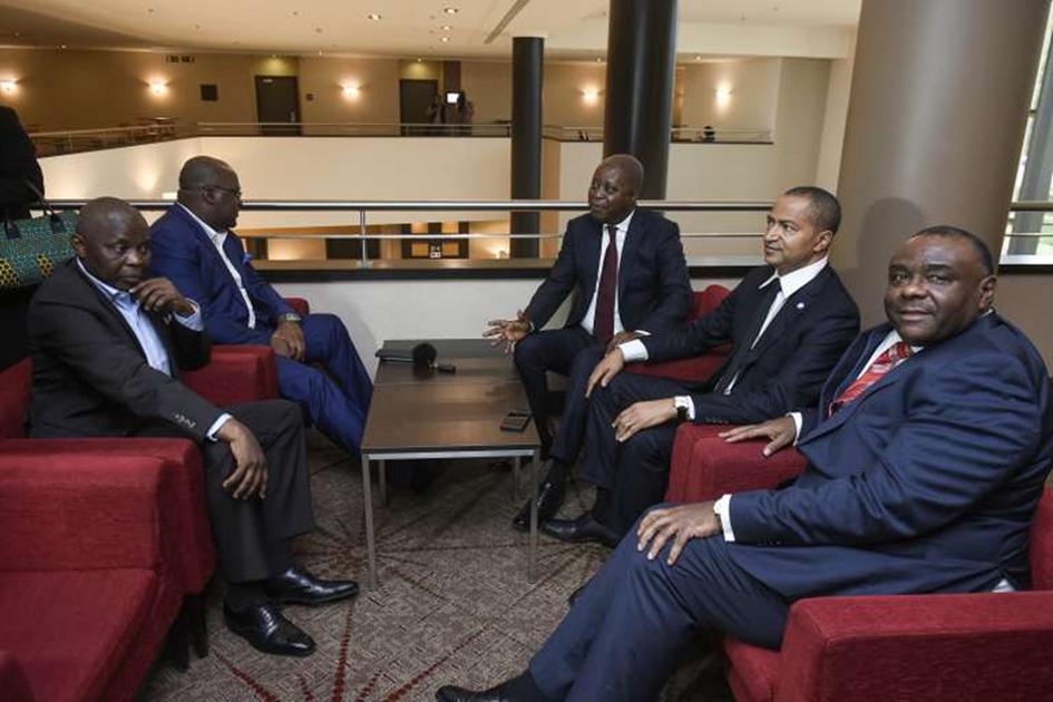 KINSHASA : L'Opposition avise le Gouverneur Kimbuta pour une manifestation fin du mois
