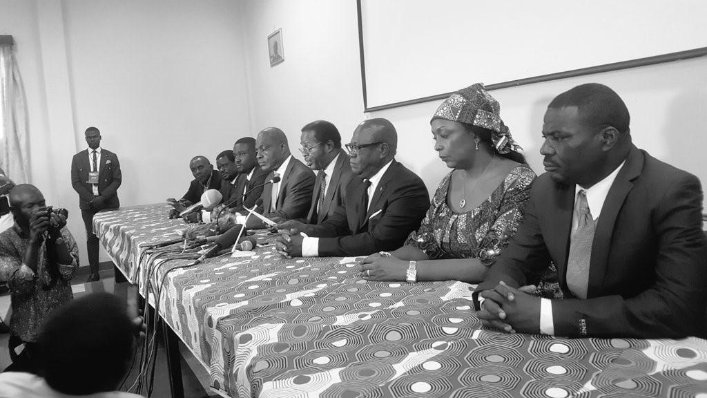 RDC-PRÉSIDENTIELLE 2018 : 11 Candidats président en appellent au retrait de la Machine à Voter