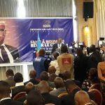 RDC-PRÉSIDENTIELLE 2018 : Kin-Kiey Mulumba présente son programme politique à Kinshasa