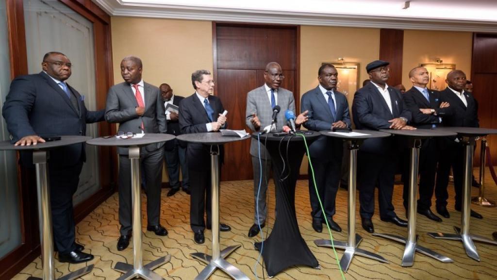 RDC-OPPOSITION : La photo de la semaine qui dit tout : une Confiance rompue !