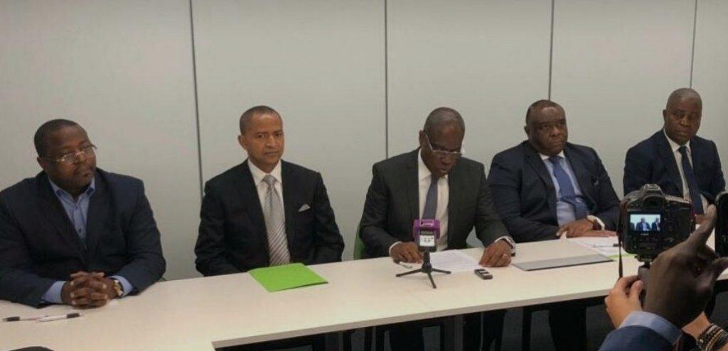 RDC : Première réunion de la coalition « Lamuka » à Bruxelles autour de son candidat Martin Fayulu