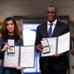 OSLO-PRIX NOBEL DE LA PAIX 2018 : Un « Standing Ovation Royal » pour Denis Mukwege et Nadia Murad