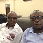 RDC-POLITIQUE : Claudel Lubaya et Delly Sesanga Hipung à Kananga pour le lancement de leur campagne