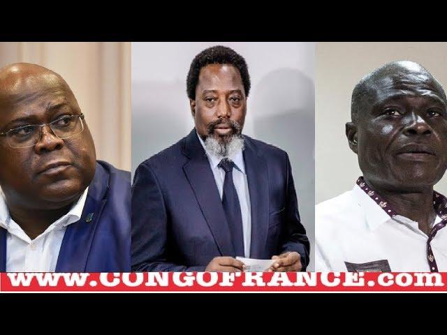 RDC : Un pays, Trois présidents !