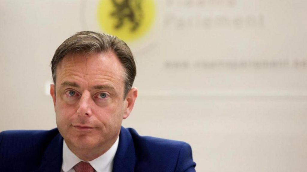 Bart De Wever appelle le Palais Royal à s'excuser pour son passé colonial
