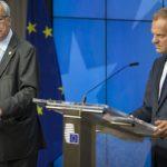 RDC-UE : JUNCKER et TUSK saluent « les engagements et les valeurs promues » de Tshisekedi