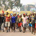 RDC-KINSHASA : Les jeunes de l'UDPS et du PPRD s'affrontent dans la rue !