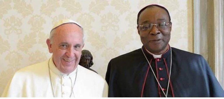 RDC-RELIGION : Mgr Léon Kalenga Badikebele, Nonce Apostolique en Argentine est décédé à Rome