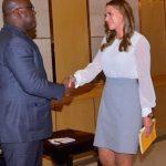 RDC-DROITS DE L'HOMME : Ida Sawyer de retour à Kinshasa