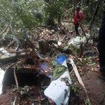 RDC : Crash de l'Antonov 72903, des images d'une chute violente