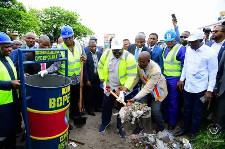 KINSHASA : Félix Tshisekedi lance officiellement le « Salongo » national par « Kin Bopeto »