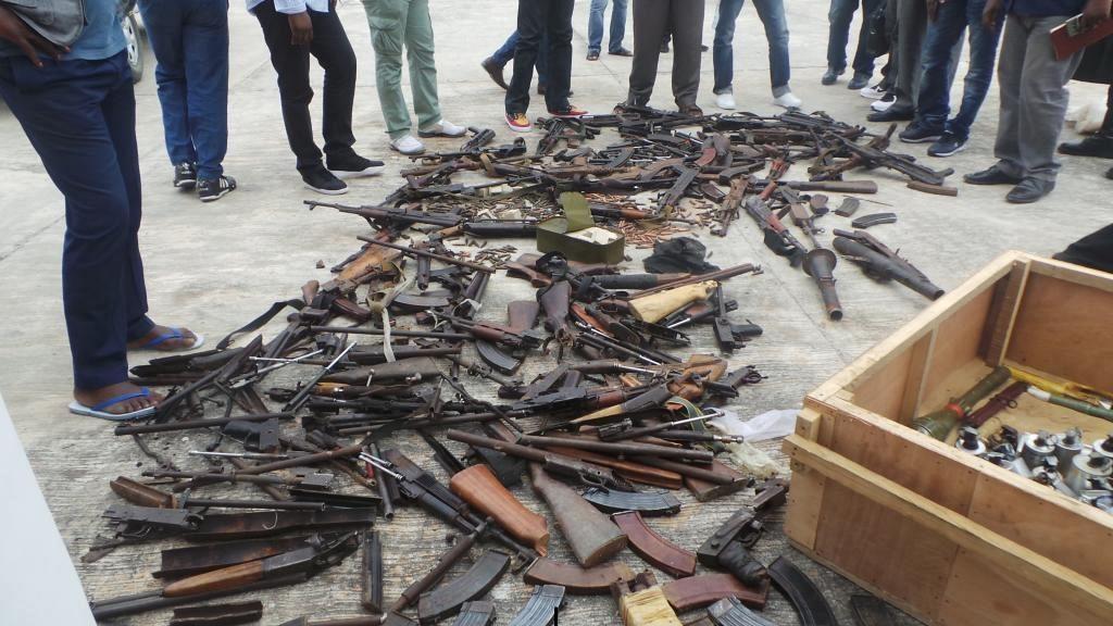 Congo : Brazzaville s'engage dans la lutte contre la prolifération des armes