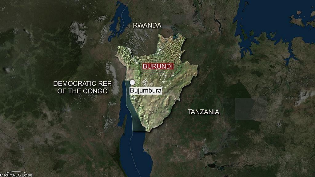 Burundi : 4 journalistes inculpés de « complicité d'atteinte à la sécurité intérieur »