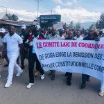 Nord-Kivu : La marche de la population contre la corruption et l'impunité