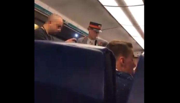 Incident raciste entre un policier et un passager dans un train Bruxelles-Liège : une enquête interne ouverte