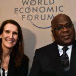 DAVOS : Sophie Wilmès rencontre Félix Tshisekedi et attendue à Kinshasa en février prochain