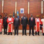 RDC-JUSTICE : Prestation de Serment des Hauts Magistrats à Kinshasa