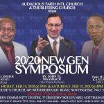 RELIGION : « New Gen », 6ème Edition du Symposium Eglise EFAI Derby-Nottingham