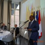 MONS : Le président F-A. Touadera plaide pour « l'Expertise » et les « Investissements » privés belges hennuyers en Centrafrique