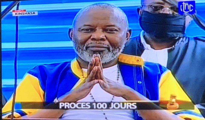 RDC : Procès de 100 Jours, une lourde condamnation pour servir d'exemple ! [DOCUMENT]