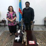 RDC : Leila Zerrouggi, Cheffe de la Monusco chez Joseph Kabila