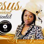 PAGE PROMOTIONNELLE : « Jésus Revient Bientôt », le Nouvel Album de Naomie Lubanza sur les Plateformes Numériques