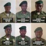 RDC : Six Jeunes Eco-Gardes de l'ICCN lâchement assassinés dans le Virunga