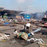 RDC : Le Marché Central de Kinshasa officiellement fermé pour encore longtemps